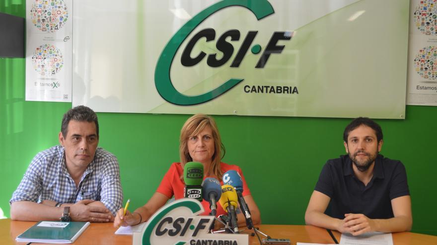 Desde el Centro Sindical de Funcionarios de Cantabria se aboga por la negociación de las soluciones ante la precariedad del sector sanitario. | SARA AJA
