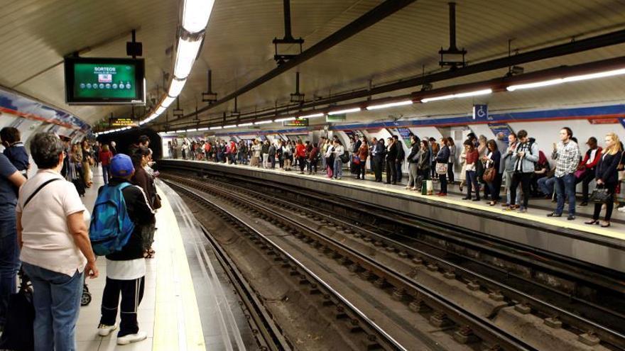 Los maquinistas de Metro terminan mañana la segunda tanda de paros de diciembre