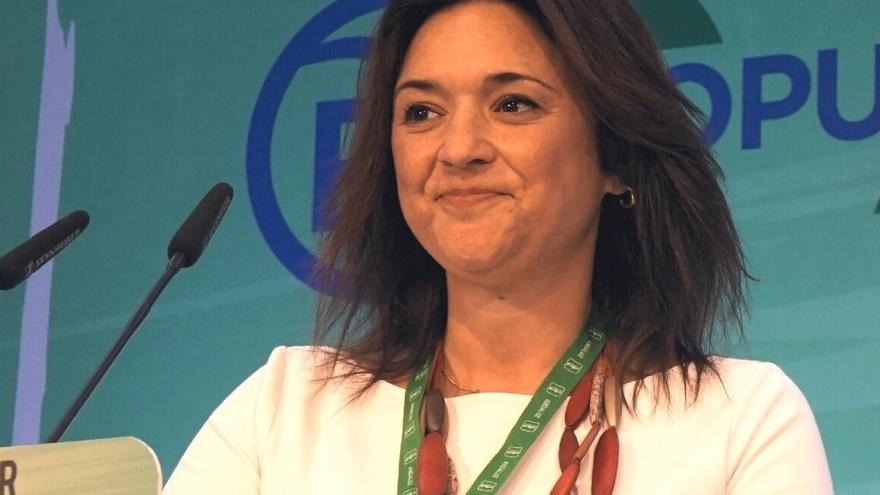 Margarita del Cid, nombrada coordinadora de Municipios Turísticos del PP-A