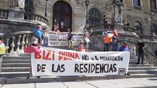 Pensionistas vascos, un tercio del censo electoral y el 37 % cobra por debajo del umbral de pobreza