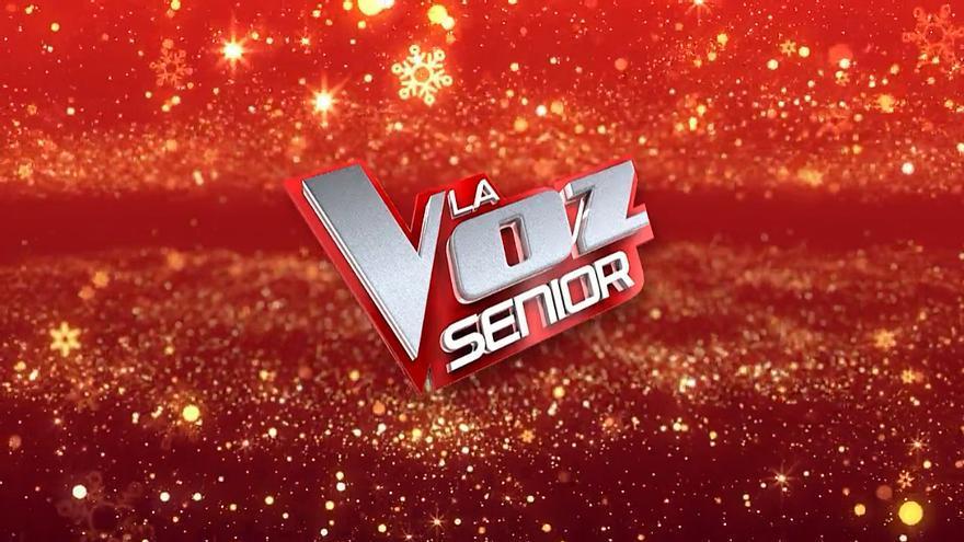 Logo de 'La Voz Senior'