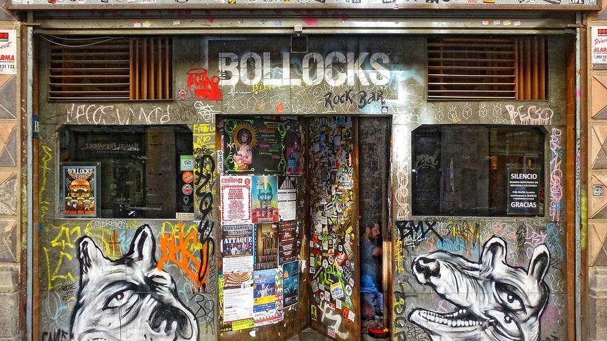 The Bollocks, templo del rock.
