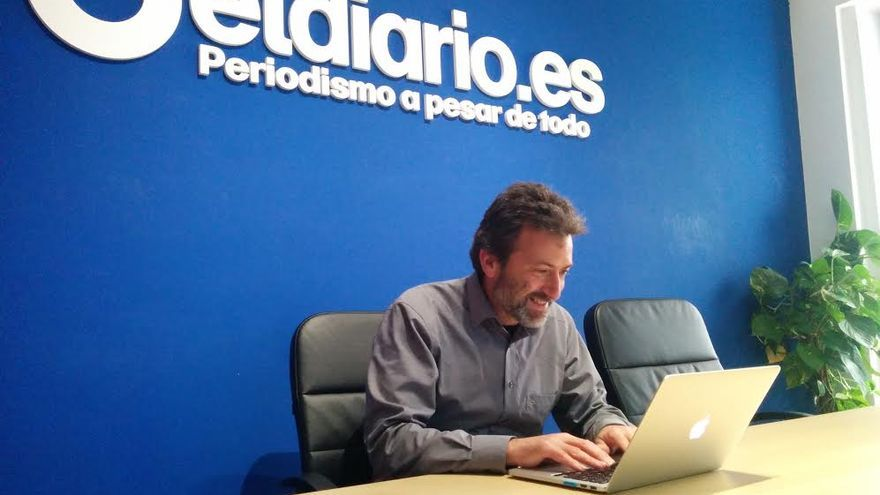 Mauricio Valiente en eldiario.es