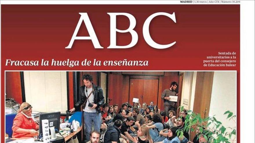 De las portadas del día (23/05/2012) #6