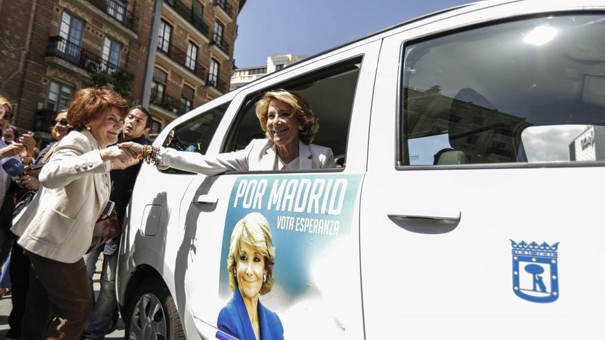 """Aguirre, abierta a pactos con todos los que mejoren la calidad de vida y """"cómo no"""" con Ciudadanos"""