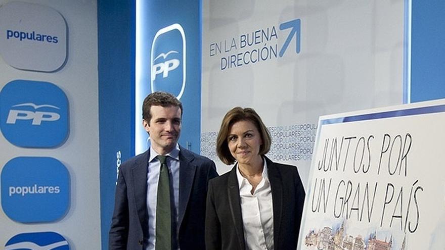 """El PP asegura haber hecho """"las cosas bien"""" e insiste en que es Bárcenas quien ha de explicar el origen de su fortuna"""