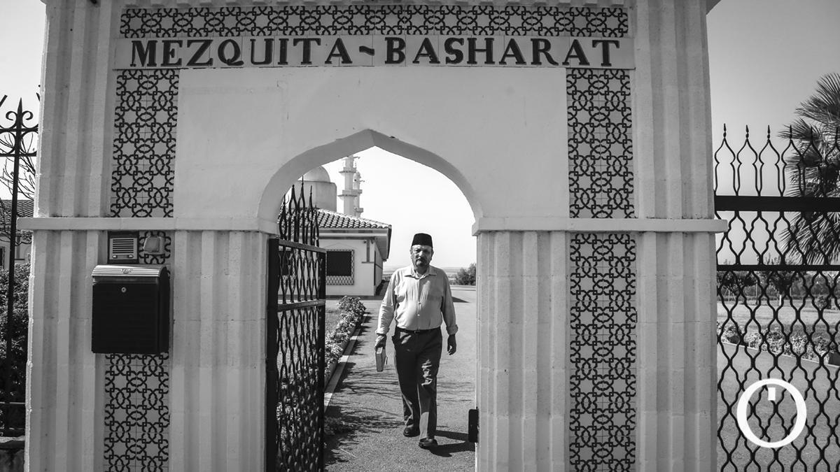 Entrevista a Abdul Razak, imán de la Mezquita Basharat de Pedro Abad