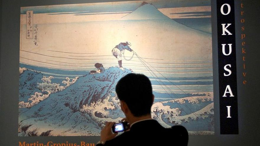 Abre sus puertas en Tokio el nuevo museo dedicado al maestro grabador Hokusai