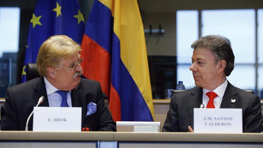 Eurodiputados animan al Gobierno y las FARC a finalizar las negociaciones de paz
