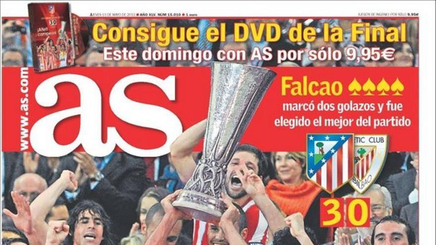 De las portadas del día (10/05/2012) #13