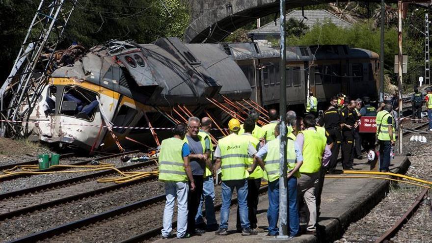 Declaran causa compleja la investigación por el accidente de tren