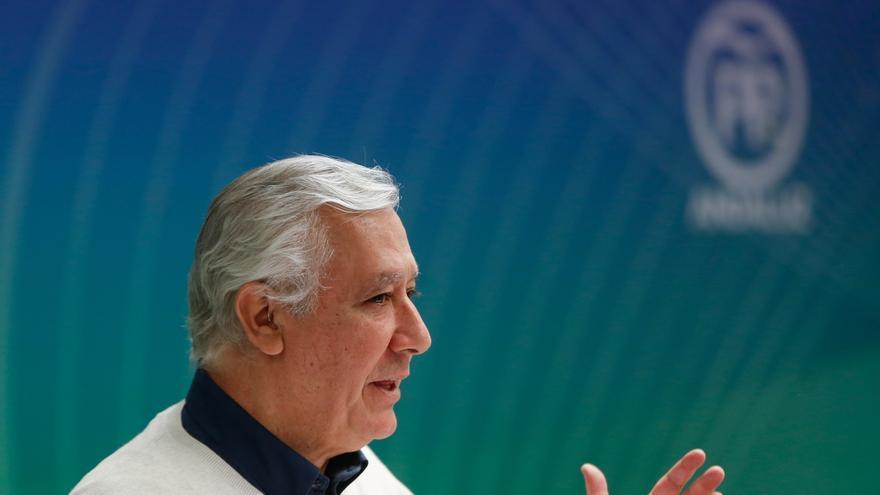 Arenas se mantiene en la dirección del Grupo del PP en el Senado y Antonio Sanz presidirá la comisión de Interior