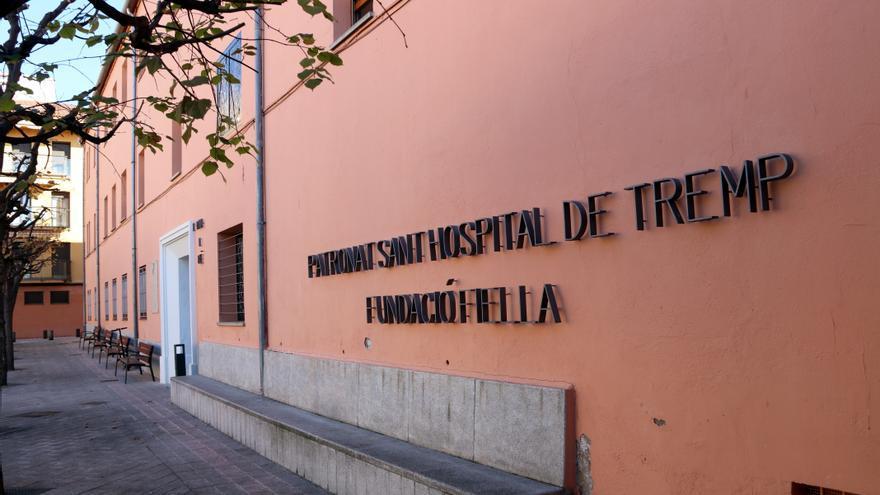 Más de 100 ancianos contagiados tras un brote en una residencia de Tremp (Lleida)
