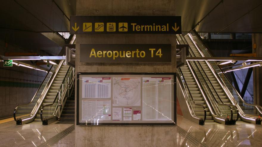 Aeropuerto de Barajas / JOF