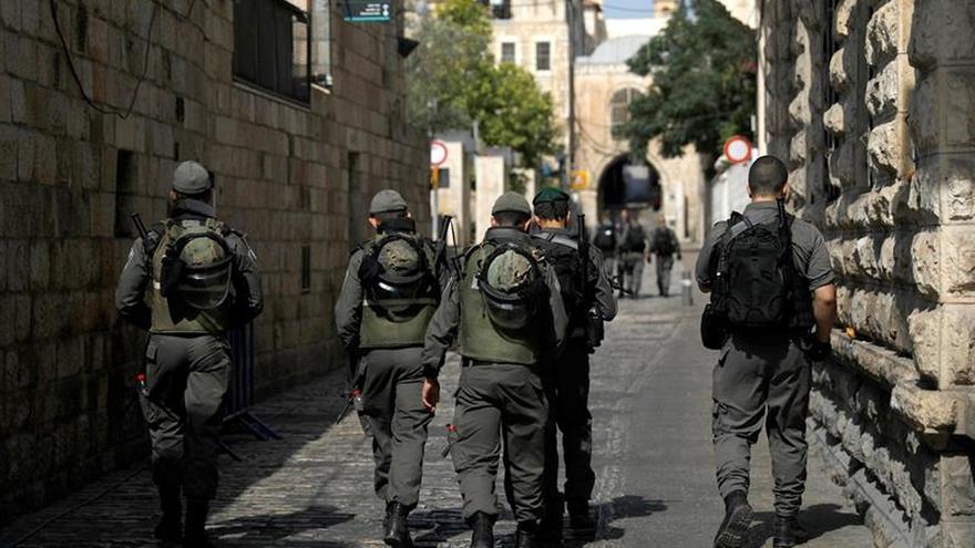 El quinto palestino murió por la explosión de una mina antipersona abandonada