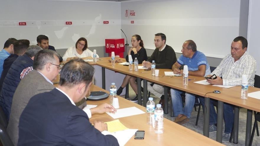 El PSOE canario anuncia que buscará mayorías alternativas para el Gobierno regional y resto de instituciones locales
