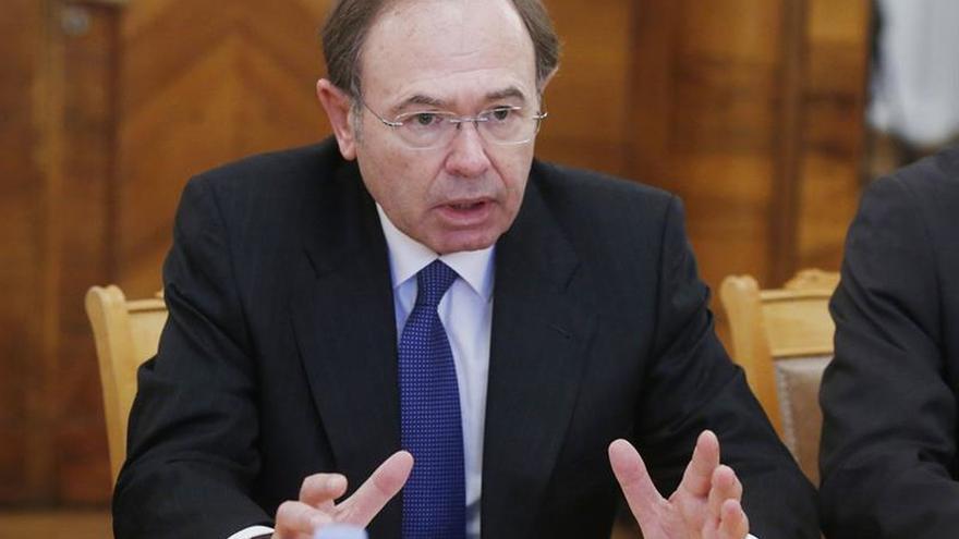 García-Escudero concluye en San Petersburgo su viaje oficial a Rusia
