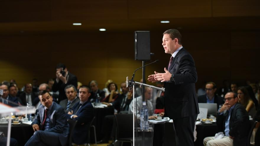 """Page ve """"viable"""" un entendimiento PP-C's con el PNV y """"algún escollo añadido"""", pero no cree que el PSOE sea determinante"""
