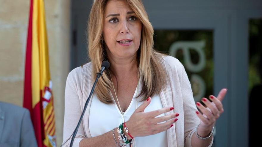 Susana Díaz reúne a su Gobierno para adelantar elecciones al 2 de diciembre