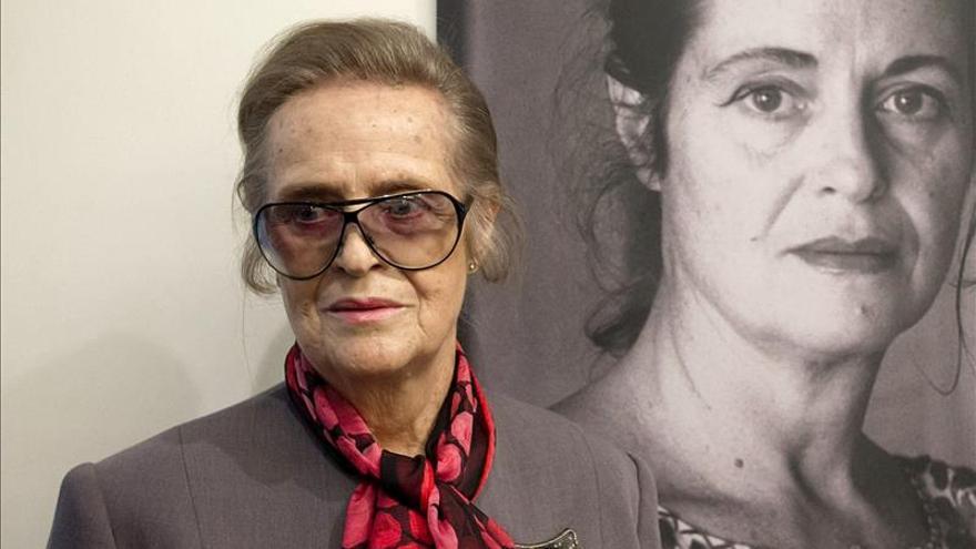 """María Victoria Atencia: """"Escribo poco, porque no me gusta y lo rompo"""""""