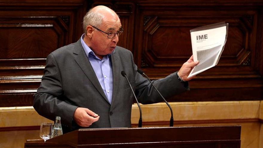 """Rabell: """"La CUP hará un voto avergonzado porque no ha aguantado la presión"""""""