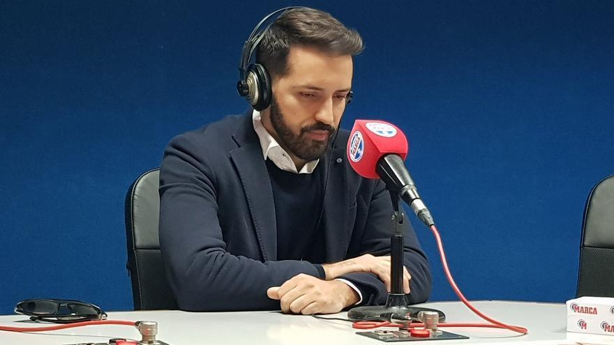 Jonathan Domínguez, concejal de Coalición Canaria en el Ayuntamiento de La Laguna.