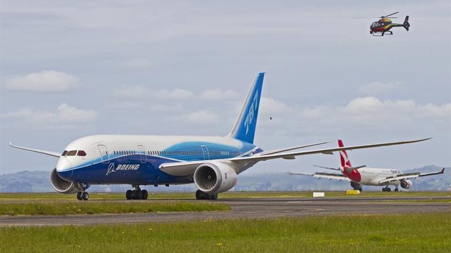 2.000 Pasajeros varados en Nueva Zelanda por escasez de combustible aéreo