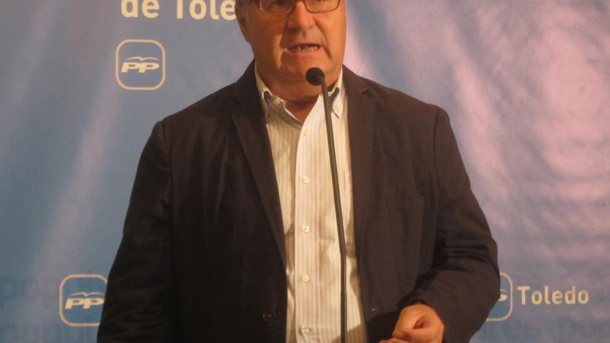 Tizón calcula que la nueva Relación de Puestos de Trabajo de la Diputación se debatirá en pleno a mediados de septiembre