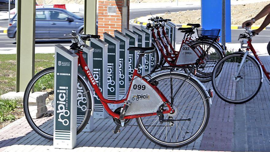 Bicicletas Pamplona