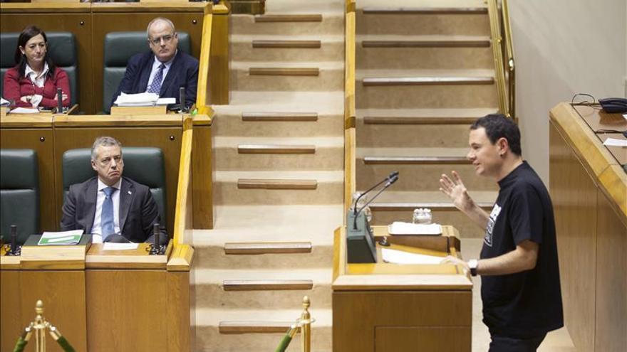El Parlamento Vasco reclama de nuevo la excarcelación de Arnaldo Otegi
