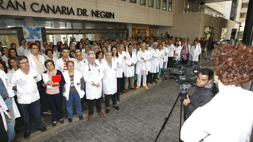 De la concentración de médicos #5