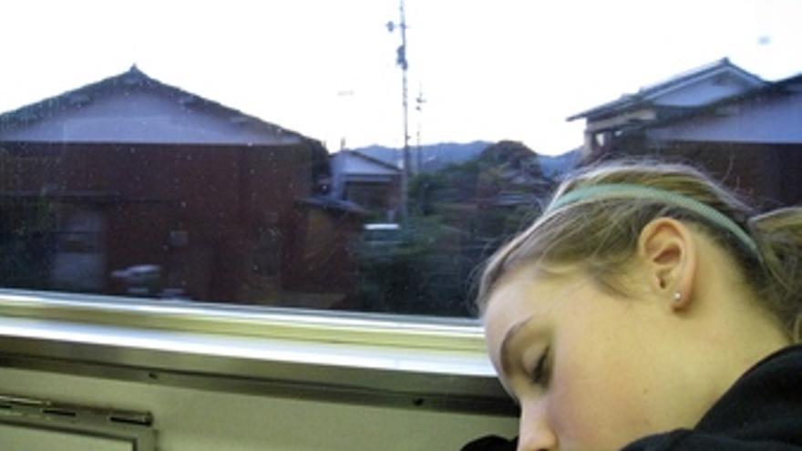 Dormir, recurso, viajar