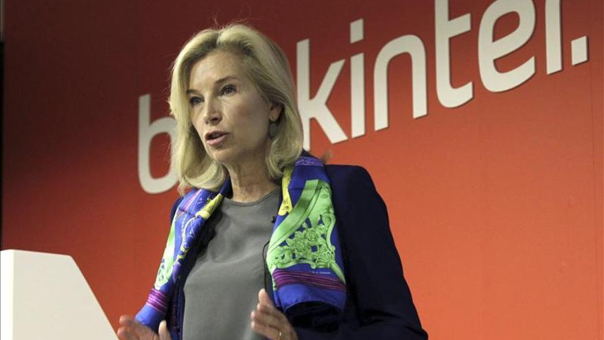 Bankinter ganó 124,7 millones de euros en 2012, el 31,2 por ciento menos