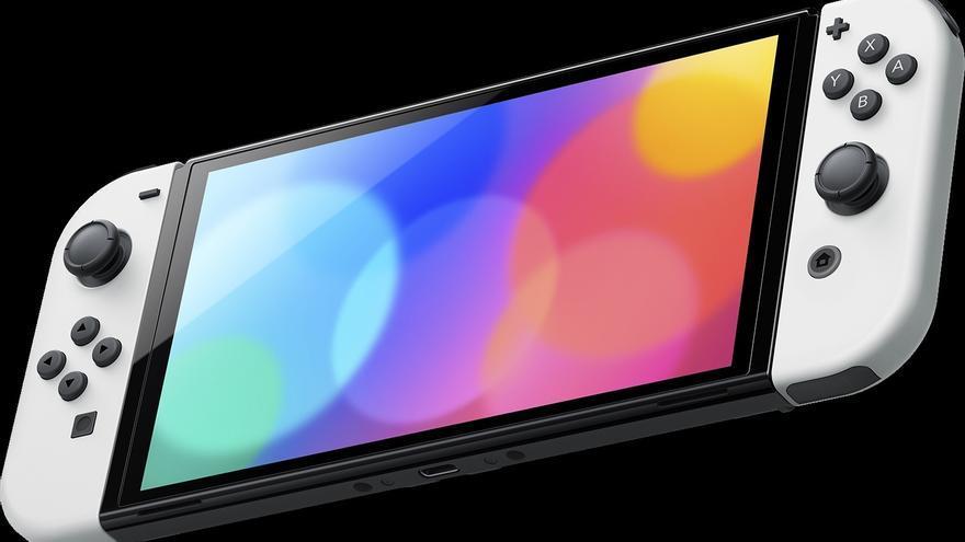 La nueva Nintendo Switch OLED saldrá a la venta en España el 8 de octubre