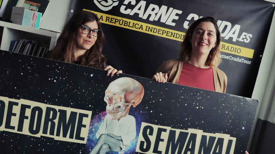 Deforme Semanal en Carne Cruda - Álvaro Vega