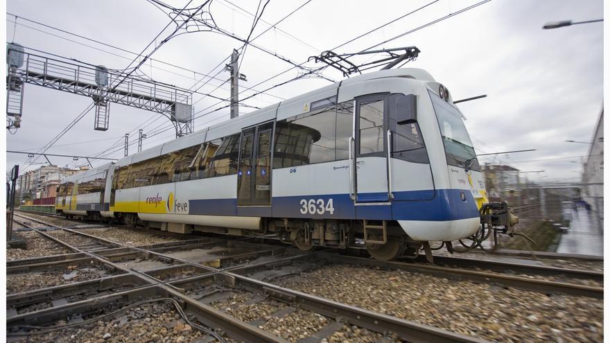 Adif licita obras de mejora de la catenaria en la red de cercanías por 1,9 millones