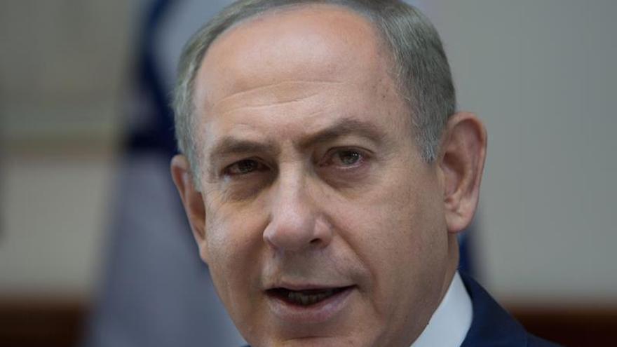 Netanyahu asegura entre críticas que compra de submarinos es transparente