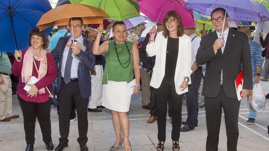 El Ayuntamiento de Bilbao participa en la celebración del 55 aniversario del 'Día de Gorabide'