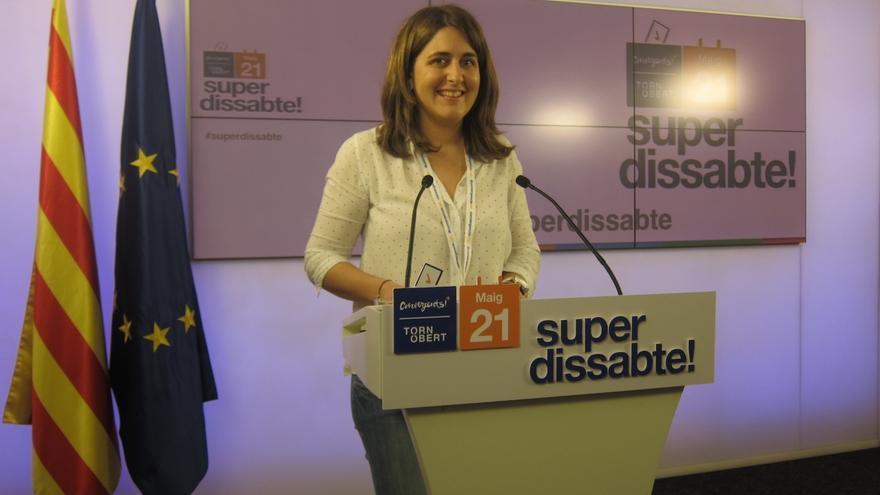 """Marta Pascal dice que la nueva CDC permitirá """"encarar los retos del nuevo Estado"""""""