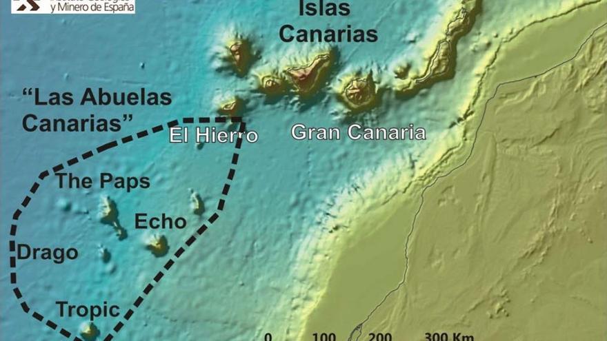 Las abuelas de Canarias. (IGM).