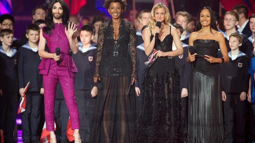Comienza la gran final de Eurovisión, con Suecia y Rusia como favoritos