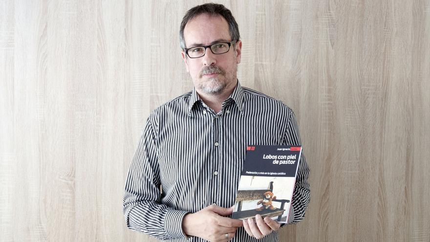 Juan Ignacio Cortés, periodista autor de 'Lobos con piel de pastor'