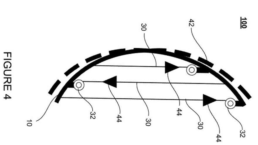 Una de las patentes de Google pretende que los coches sean menos rígidos