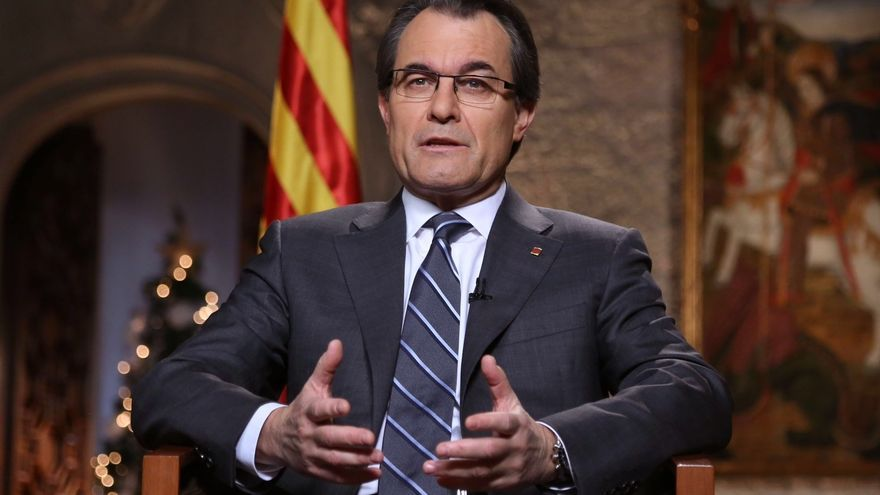 Mas envía una carta a Barroso y a los presidentes europeos en defensa de la consulta