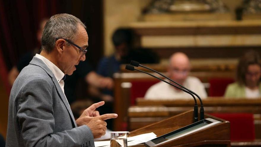 Catalunya Sí Que Es Pot se abstendrá en votación de Ley del Referéndum