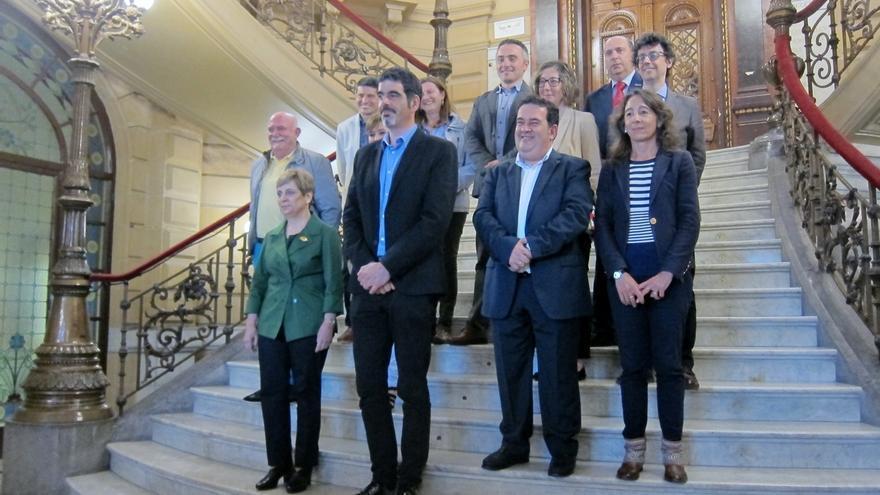 El PSE-EE tendrá cinco concejalías en el Ayuntamiento de San Sebastián y Gasco será primer teniente de alcalde