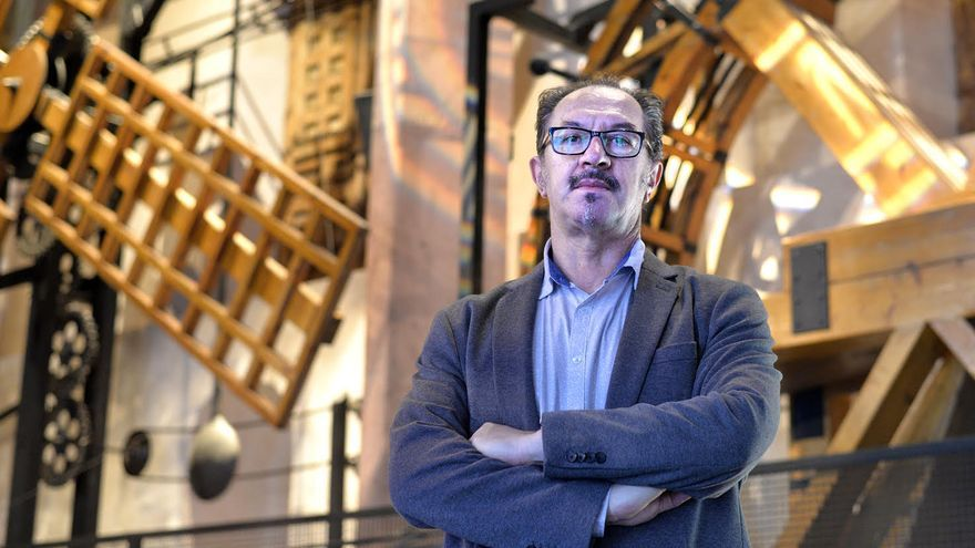 Santiago Langreo, director del Museo de las Ciencias de Castilla-La Mancha