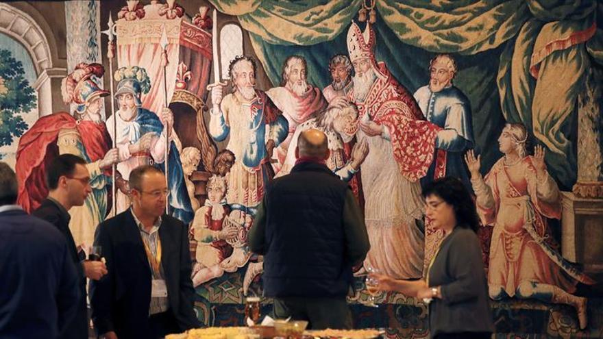Obras de Sorolla conviven con curiosas antigüedades en la nueva edición Feriarte