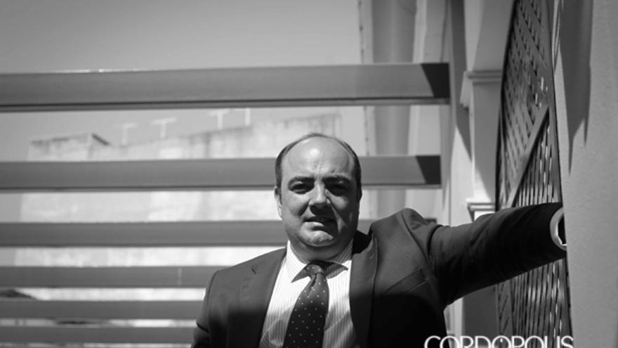 Jose Luis Garrido, Decano del Colegio de Abogados de Córdoba | ALVARO CARMONA