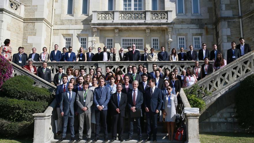 150 líderes jóvenes y personalidades internacionales debaten en Santander sobre los retos del futuro en el foro GYLF